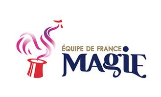 Logo Équipe de France de Magie